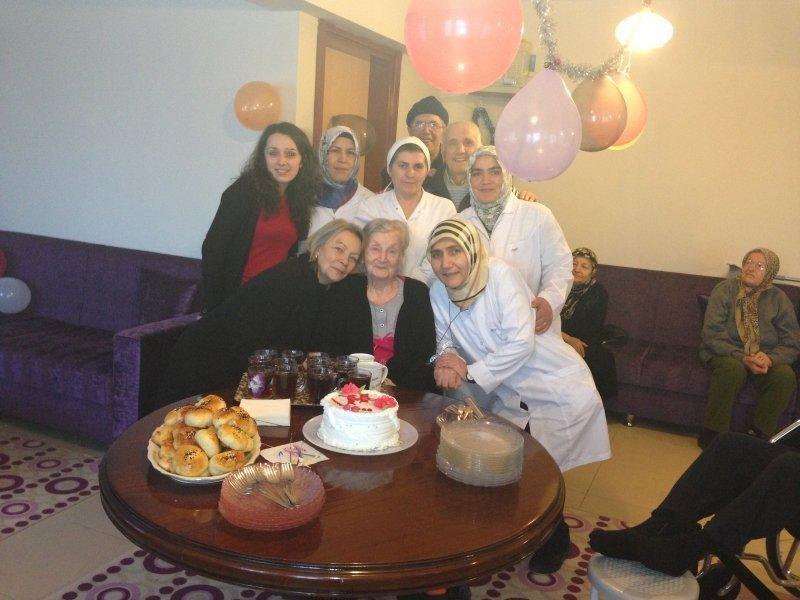 Doğumgünü Kutlamaları